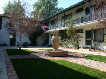 California Oaks Property Management on Coldwater Canyon  Sherman Oaks  Ca   On Target